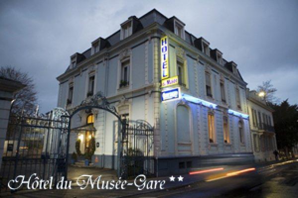 Hotel du Musée Gare