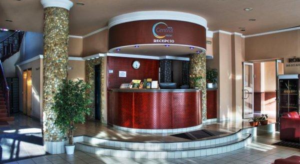 Hotel Centrál