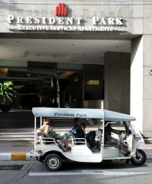 President Park Bangkok