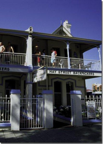 Hay Street Traveller's Inn