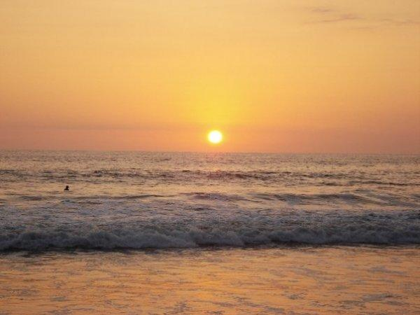Auberge Manglaralto Sunset