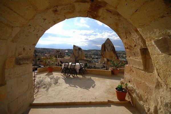 Village Cave House