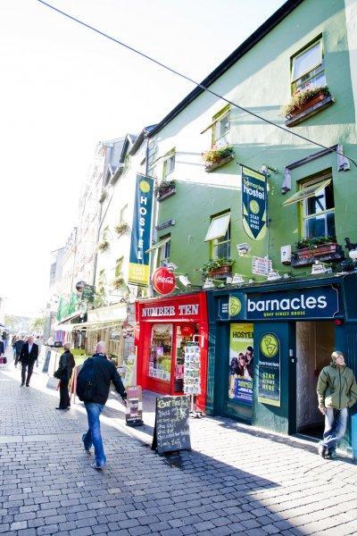 Barnacles Galway