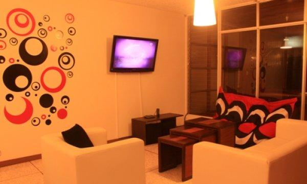 Auberge In & basic  Lounge