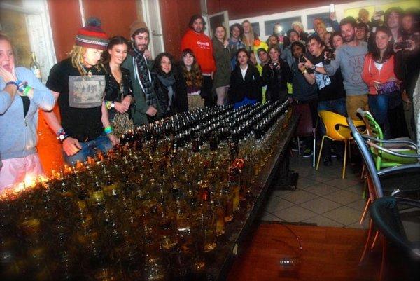 Auberge Grandio Party