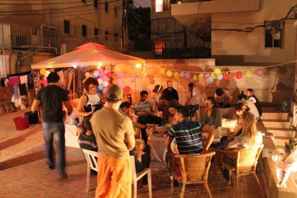 Auberge Chef  Montefiore Tel Aviv