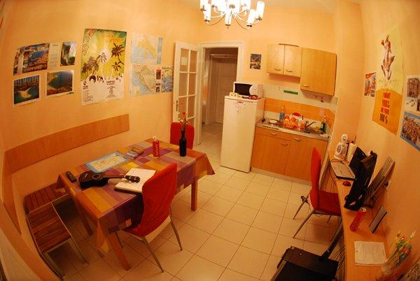 Auberge  Split backpackers