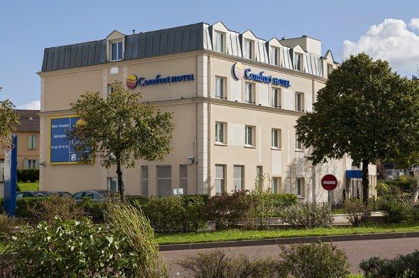 Comfort Hôtel Paris Est Saint Maur