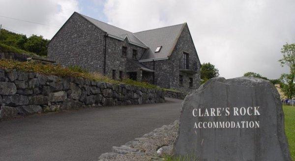 Auberge Clare's Rock