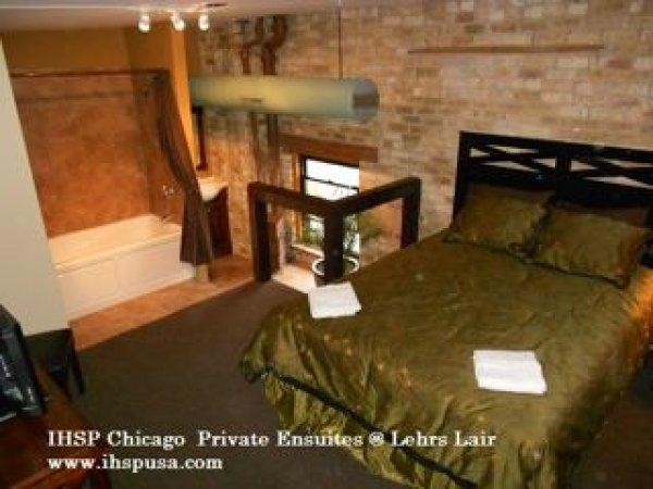 Auberge IHSP Chicago  at Damen CTA