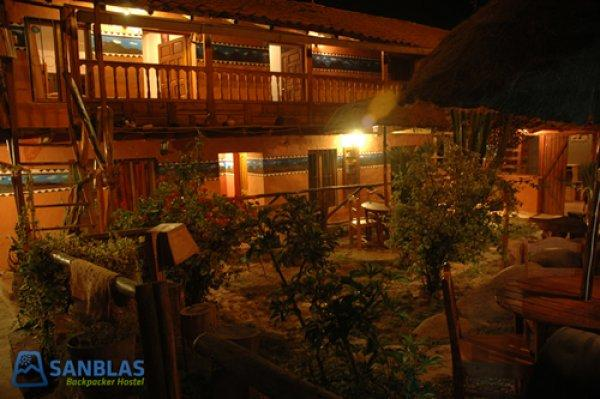 Auberge San Blas backpacker