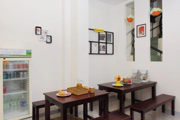 Auberge Saigon Backpackers  @ Cong Quynh