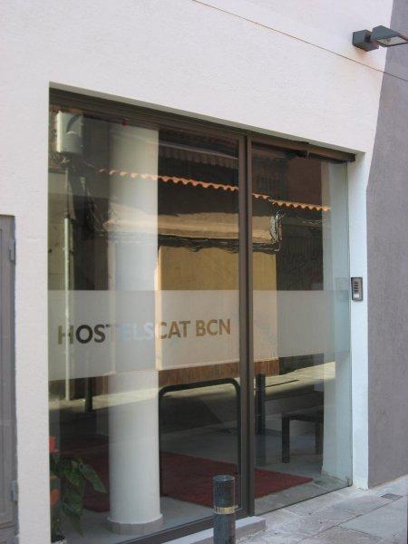 Auberge scat BCN