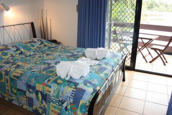 Airlie Beach Motor Lodge