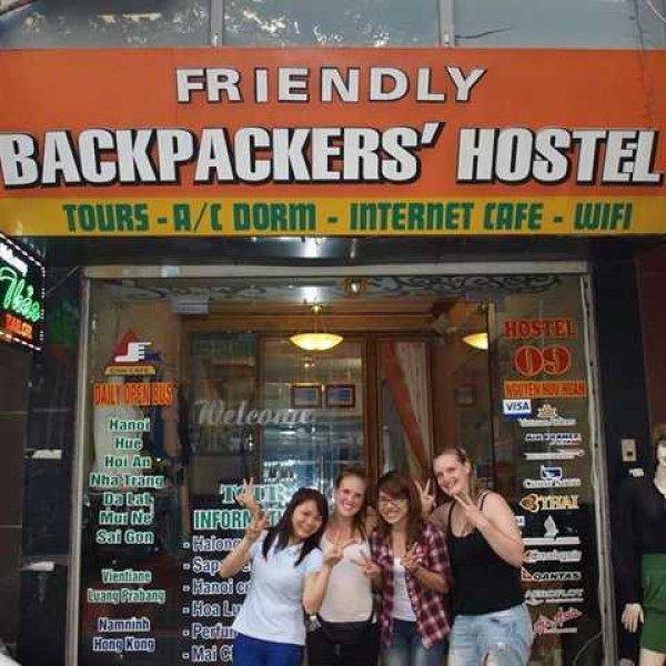 Auberge Friendly Backpackers