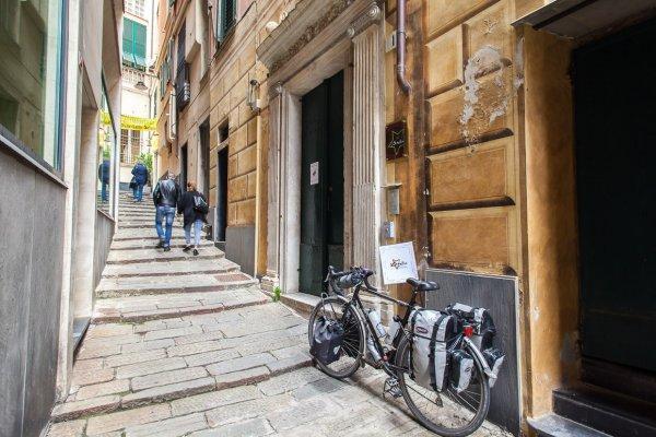 Auberge OStellin Genova