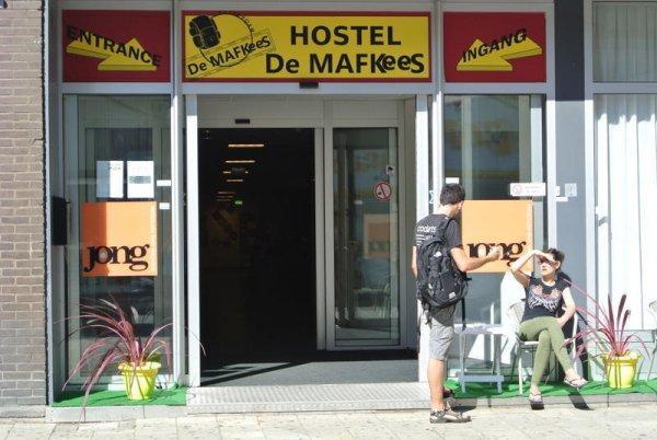 Auberge  de Mafkees