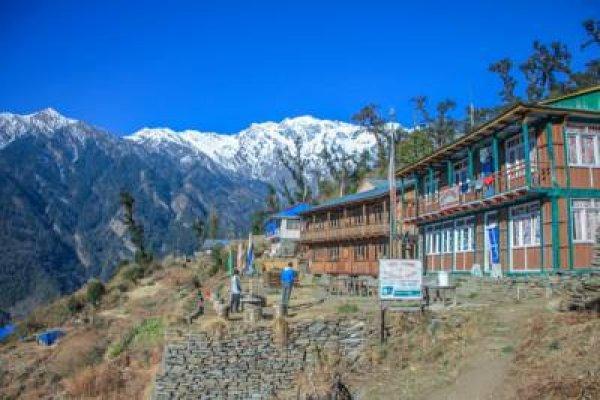 Dormitory Nepal