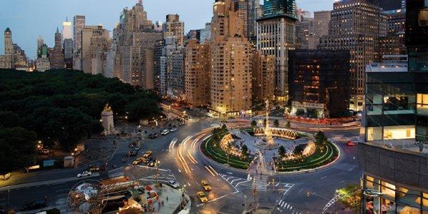 Jazz on Columbus Circle