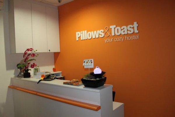 Pillows & Toast Heritage