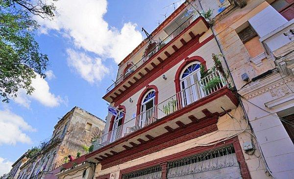 Casa Nancy y Fidel