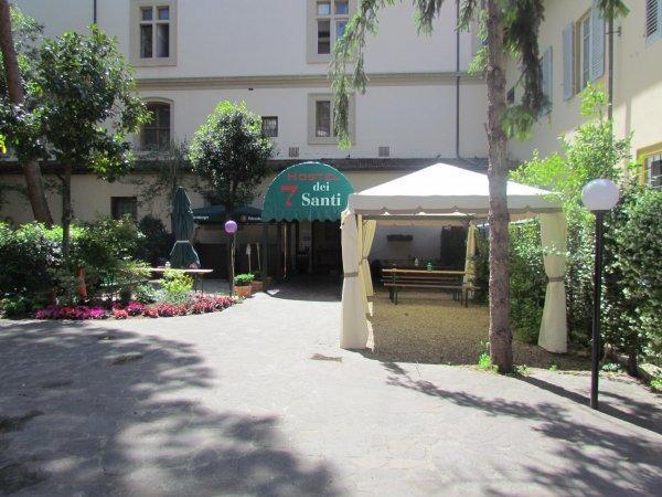 Auberge  7 Santi