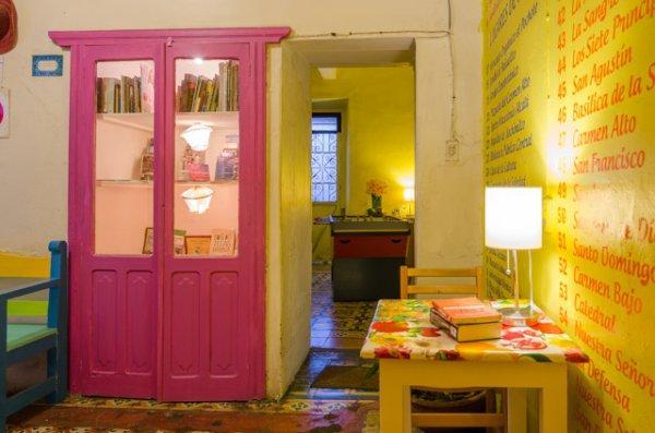 Auberge Casa de Don Pablo