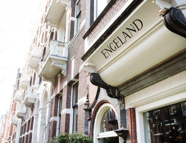 Quentin England Amsterdam