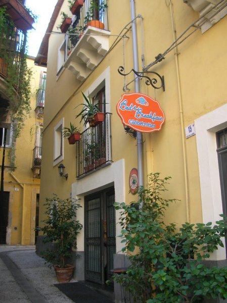 B&B Globetrotter Catania