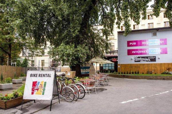 Auberge PLUS Prague