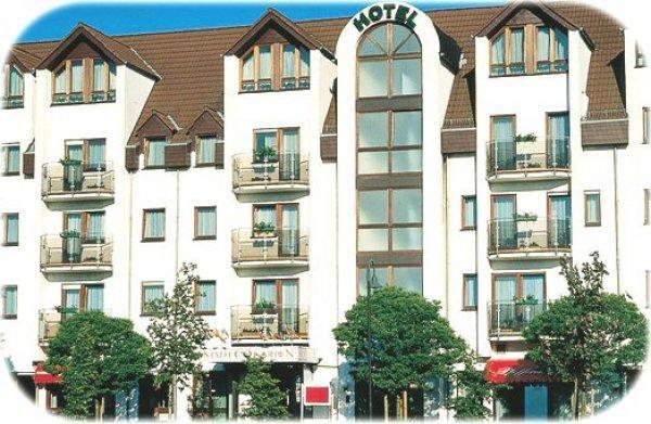 HOTEL STADT FRANKFURT-KARBEN