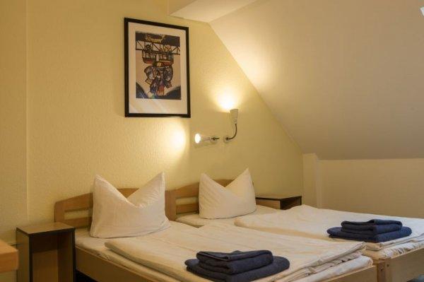 Auberge acama Hotel +  Schöneberg
