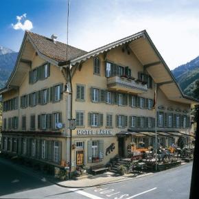 Auberges de jeunesse - Hotel Baeren