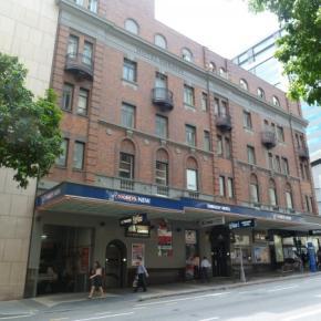 Auberges de jeunesse - Base Brisbane Embassy