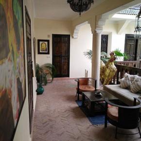 Auberges de jeunesse - Riad Nomades