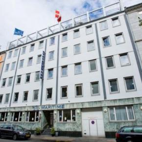 Auberges de jeunesse - Hotel Maritime