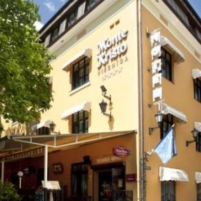 Auberges de jeunesse - Monte Kristo
