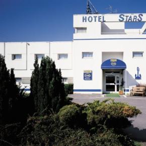 Auberges de jeunesse - Hotel Stars Reims