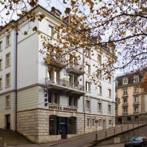 Auberges de jeunesse - Hotel Bristol Zurich
