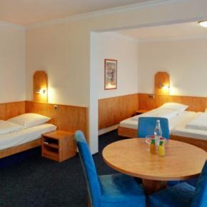Auberges de jeunesse - Apartment-Hotel Hamburg  Mitte