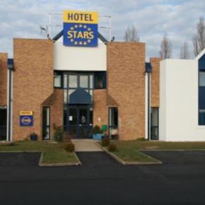 Auberges de jeunesse - Hotel Stars Dreux