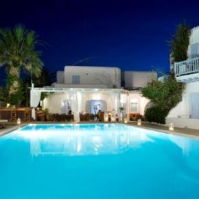 Auberges de jeunesse - Dionysos Hotel