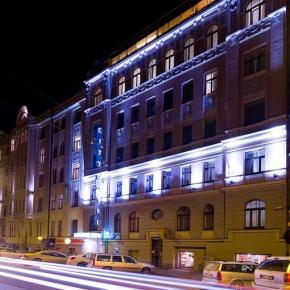 Auberges de jeunesse - City Hotel TEATER