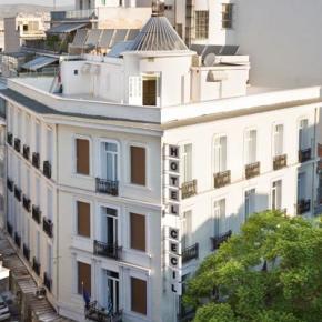 Auberges de jeunesse - Cecil Hotel - Athens