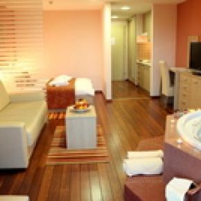 Auberges de jeunesse -  Wellness aparthotel Villa Magdalena