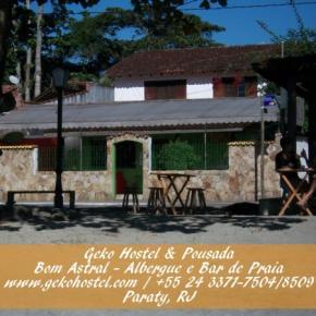 Auberges de jeunesse - Auberge Geko  & Pousada Paraty