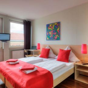 Auberges de jeunesse - MEININGER Hotel Munich  City Center