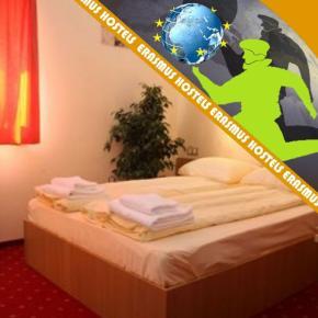 Auberges de jeunesse - Hotel/Motel Vector