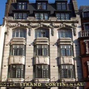 Auberges de jeunesse - Hotel Strand Continental