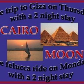 Auberges de jeunesse - Cairo Moon Hotel